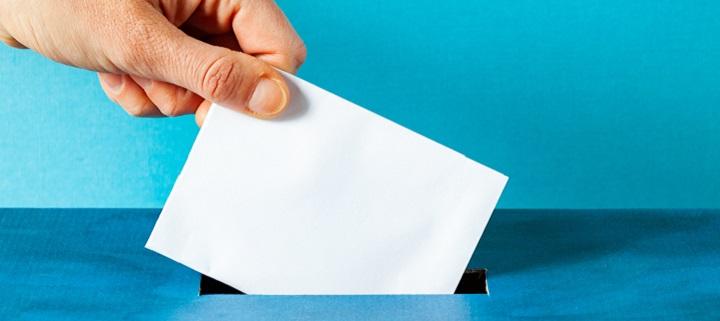 General election result Conservative